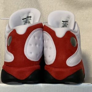 "Jordan Shoes - Air Jordan 13 ""White/Red"""